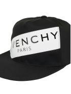 Givenchy Baseball Cap - Black white