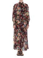 Zimmermann Dress - Burgundy floral