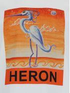 HERON PRESTON T-shirt - White oran