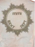 Mr & Mrs Italy Embroidery Jacket Parachute - Basic