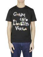 Versus Versace Gianni Gave T-shirt - Black
