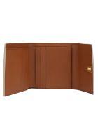 Bottega Veneta Wallet - Plaster/wood gold