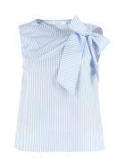 Barba Napoli Striped Cotton Camisole - Multicolor