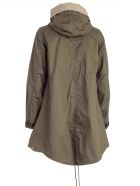 Woolrich Waterproof Parka - Tropical Green