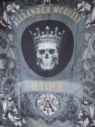 Alexander McQueen Shawl Hope And Promise - Black Dark Grey