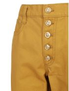 Tory Burch Button-fly Jeans - Ridge