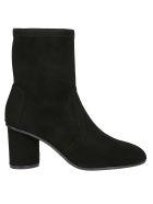 Stuart Weitzman Margot Ankle Boots - Black