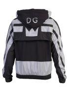 Dolce & Gabbana Branded Hoodie - Black