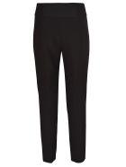 Peserico Straight Leg Trousers - Nero