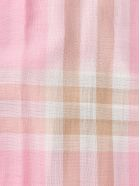 Burberry Giant Check Scarf - Candypink