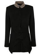 Chloé Single Breasted Jacket - Black