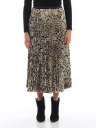 Prada Skirt Animalier - Vaniglia