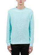 Maison Flaneur Sweater - Verde acqua