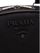 Prada Nylon Tote Bag - Black