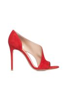 Gianvito Rossi High-heeled shoe - Tabasco rosso