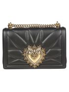 Dolce & Gabbana Dolce E Gabbana Mini Crossbody Bag - Nero