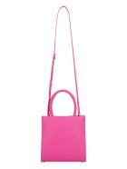 Nico Giani Alice Leather Mini Handbag - Fuchsia