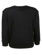 Calvin Klein Printed Sweater - Ck Black