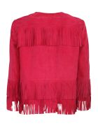 Unfleur jacket - Red