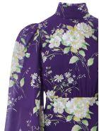 The Attico Gabi Dress - Purple