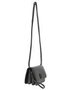 Balenciaga Box Shoulder Bag - Black