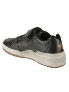 Saint Laurent Sl24 Sneakers - Black