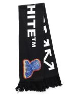 Off-White 'thermo' Scarf - Black