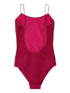 Oseree Lumière One-piece Swimsuit - Fuchsia