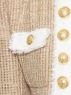 Balmain Jacket - Gold