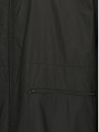 Maison Margiela Windbreak Long Jacket - Black