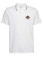 Burberry Aiden Polo Shirt - White