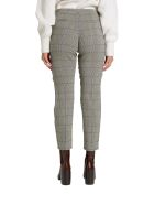 Chloé Cropped City Trousers - Grigio