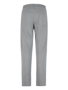 Golden Goose Ariosto Stretch Cotton Track-pants - grey