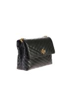 Tory Burch Kira Chevron Bag - Black