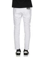 Dsquared2 Skater Skinny Jeans - White
