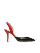Paul Andrew High-heeled shoe - Nero rosso