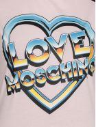 Love Moschino Cotton T-shirt - L91+C74