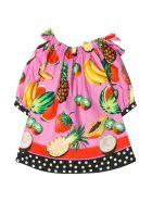 Dolce & Gabbana Fuchsia Dress - Rosa