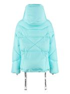 Khrisjoy Khris Puffer Hooded Down Jacket - green