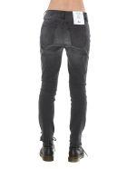 3x1 Skinny Cropped Jeans - Grey