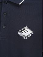 Burberry Aiden Polo Shirt - Navy