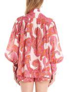 Zimmermann 'peggy Billow' Shirt - Multicolor