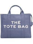 Marc Jacobs The Traveler Canvas Tote Bag - blue