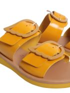 Ancient Greek Sandals Iaso Sandals - GIALLO