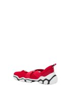 RED Valentino Red Ballet Sneakers - Rosso