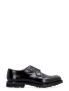 Church's Leather Lace-up Shoes - black