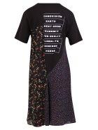 McQ Alexander McQueen T-shirt Dress - Black