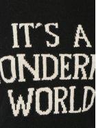 Alberta Ferretti Its A Wonderful World Pullover - Black