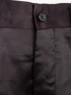 Comme des Garçons Vented Trousers - Black