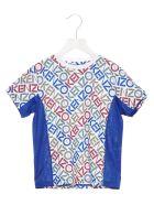 Kenzo Kids 'activewear' T-shirt - Multicolor